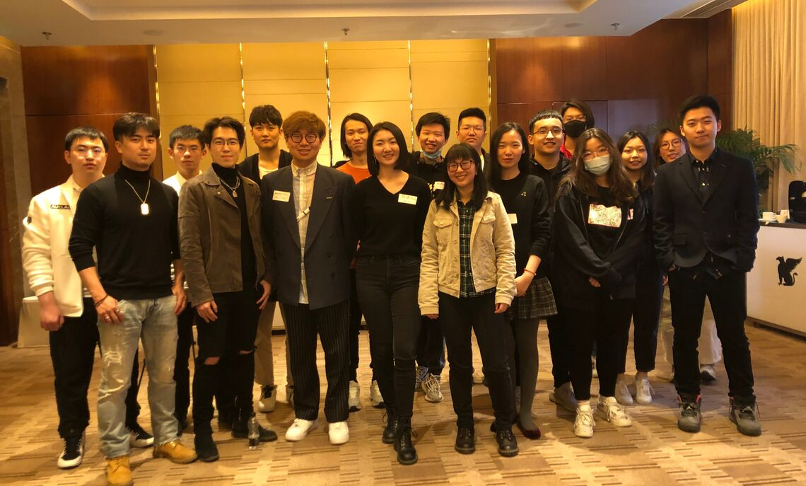 "The Office of International Programs and Alumni Relations hosted three gatherings, ""F&M Spring Reunions in China."""