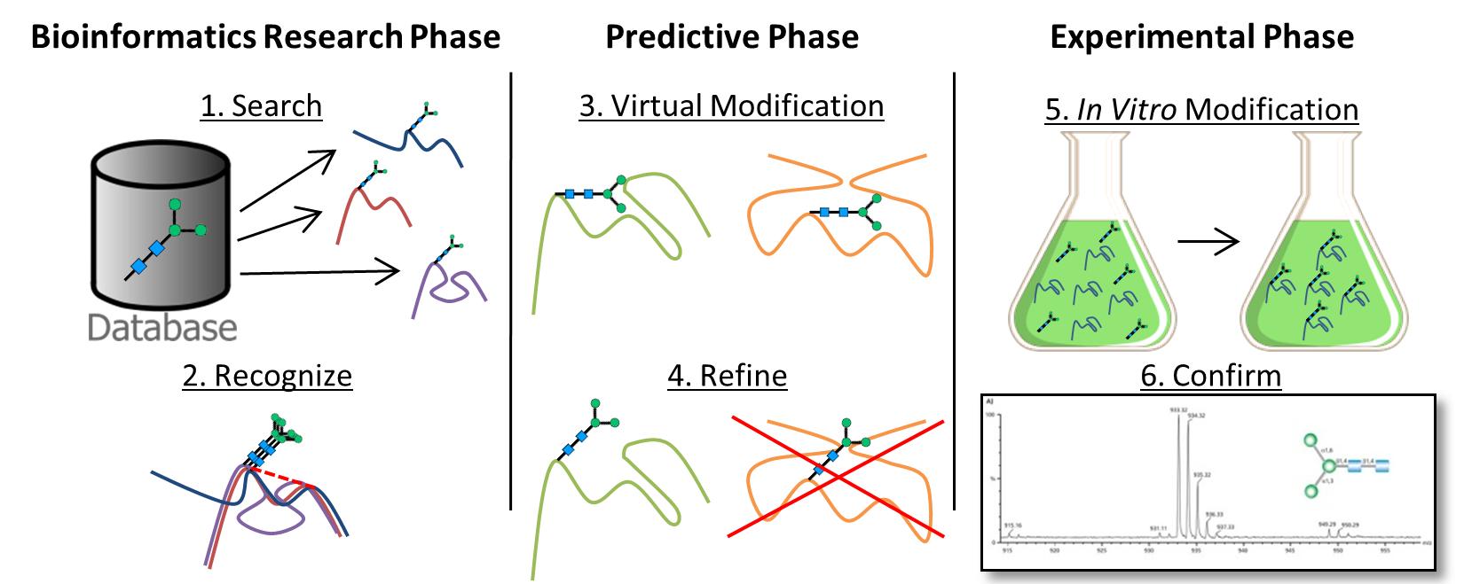 A scheme describing Project 2.