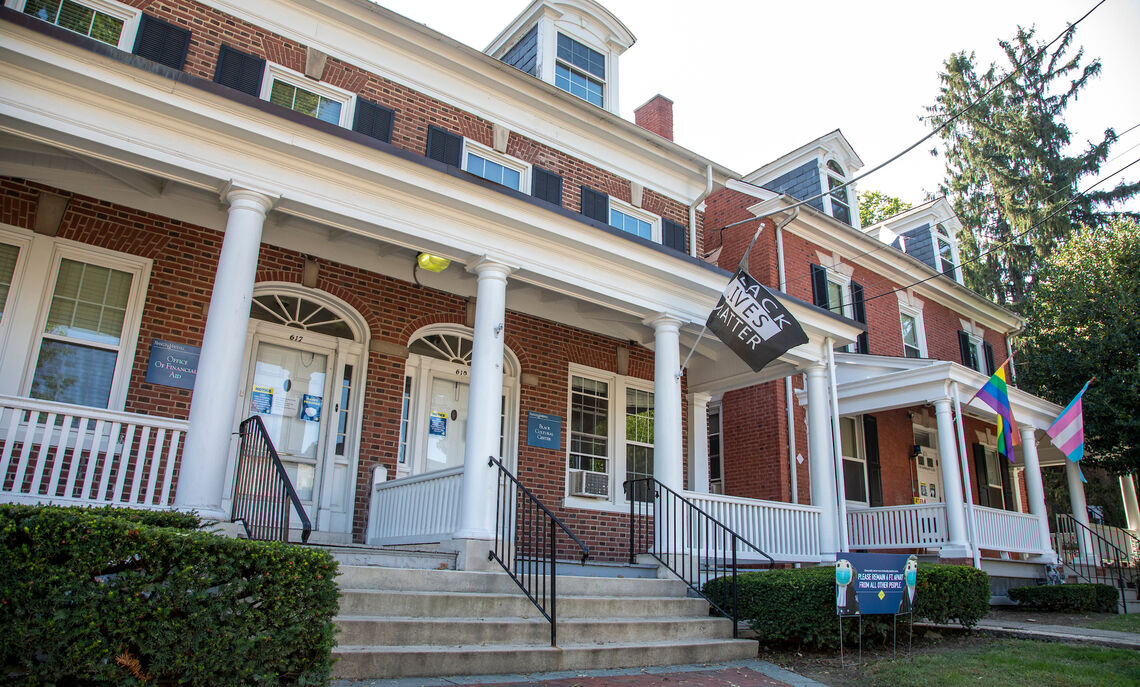 The Black Cultural Center is run and maintained by the Black Student Union and the Office of Multicultural Affairs. The building is home to Thanksgiving dinners, Kwanza celebrations, cookouts and various student group meetings.