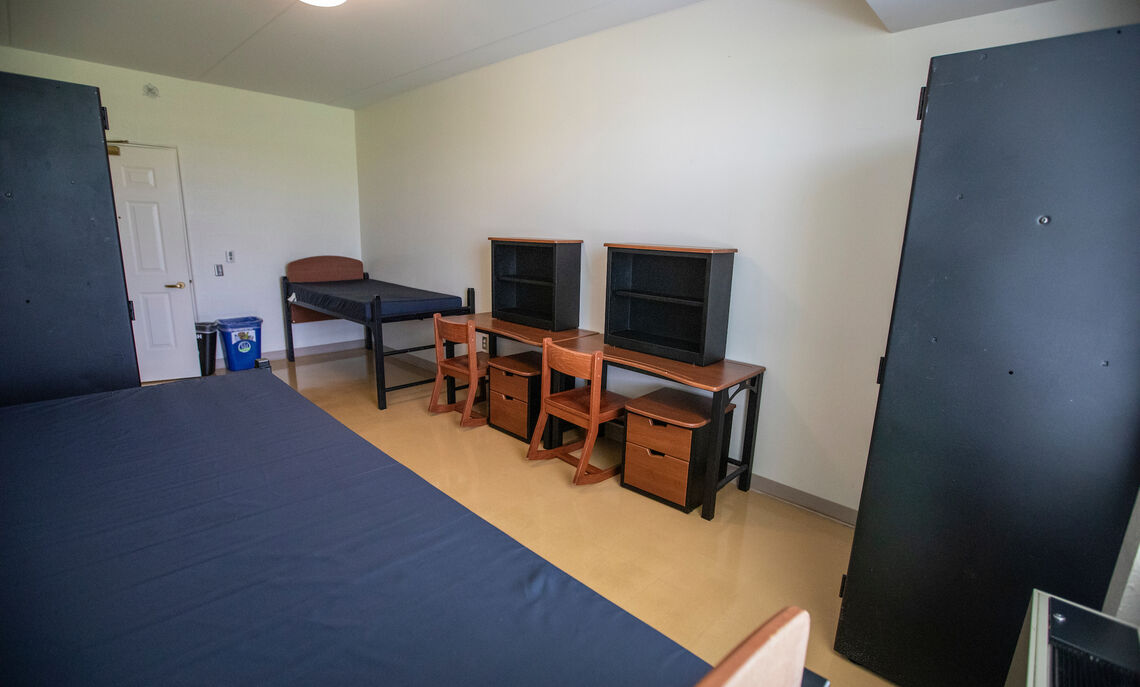Typical double room in New College House