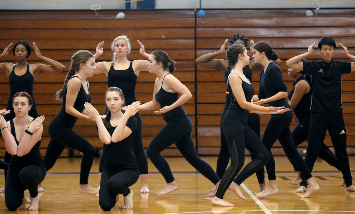 """Dance can be entertainment, yes, but it goes much further as a way of deeply knowing the world and interacting and engaging with it,"" Vail says. ""This is what we teach."""