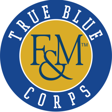 True Blue pin logo