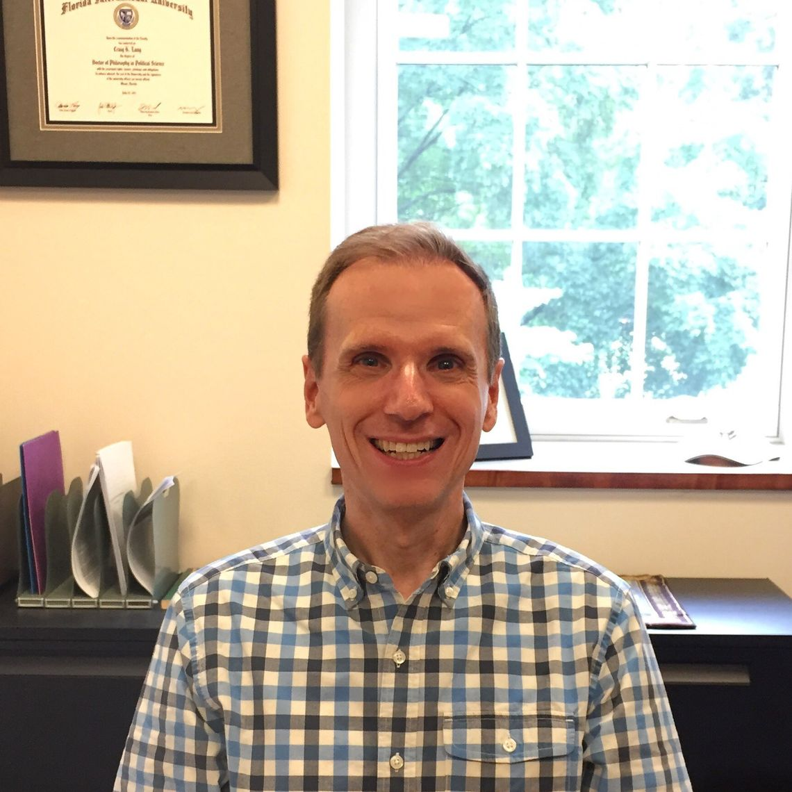 Dr. Craig Lang