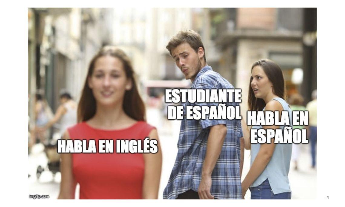 Habla en Ingles