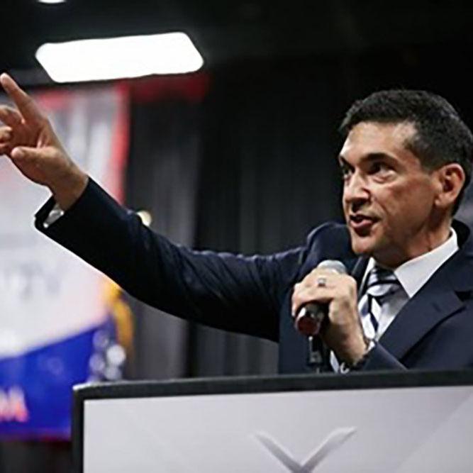 Republican Party of Pennsylvania Chairman Val DiGiorgio