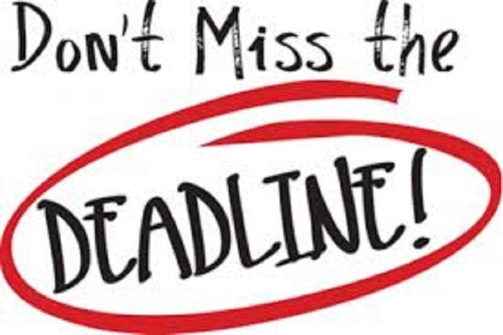 open enrollment deadline