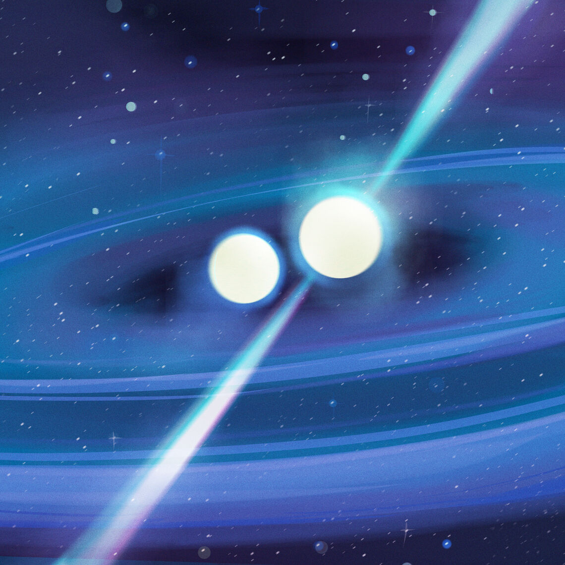 A Franklin & Marshall physics professor is part of an international research team whose discovery of an unusual pulsar is an important breakthrough in how scientists understand dead-star collisions and the expansion of the universe.