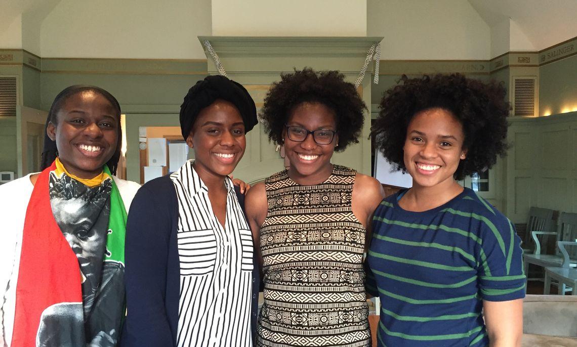 Africana Studies Students