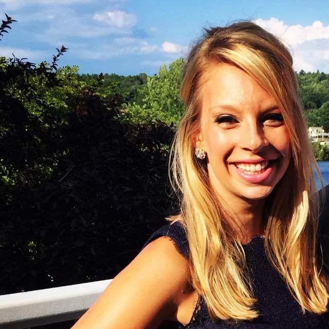 Emily (Pavlos)  Herbert '10 is now an assistant dean of admission.