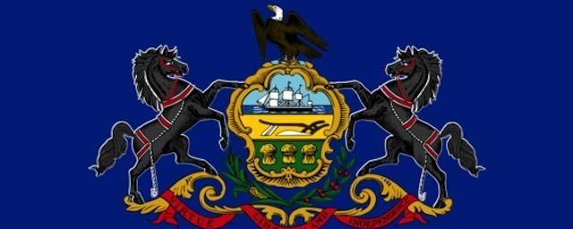 The Pennsylvania Flag
