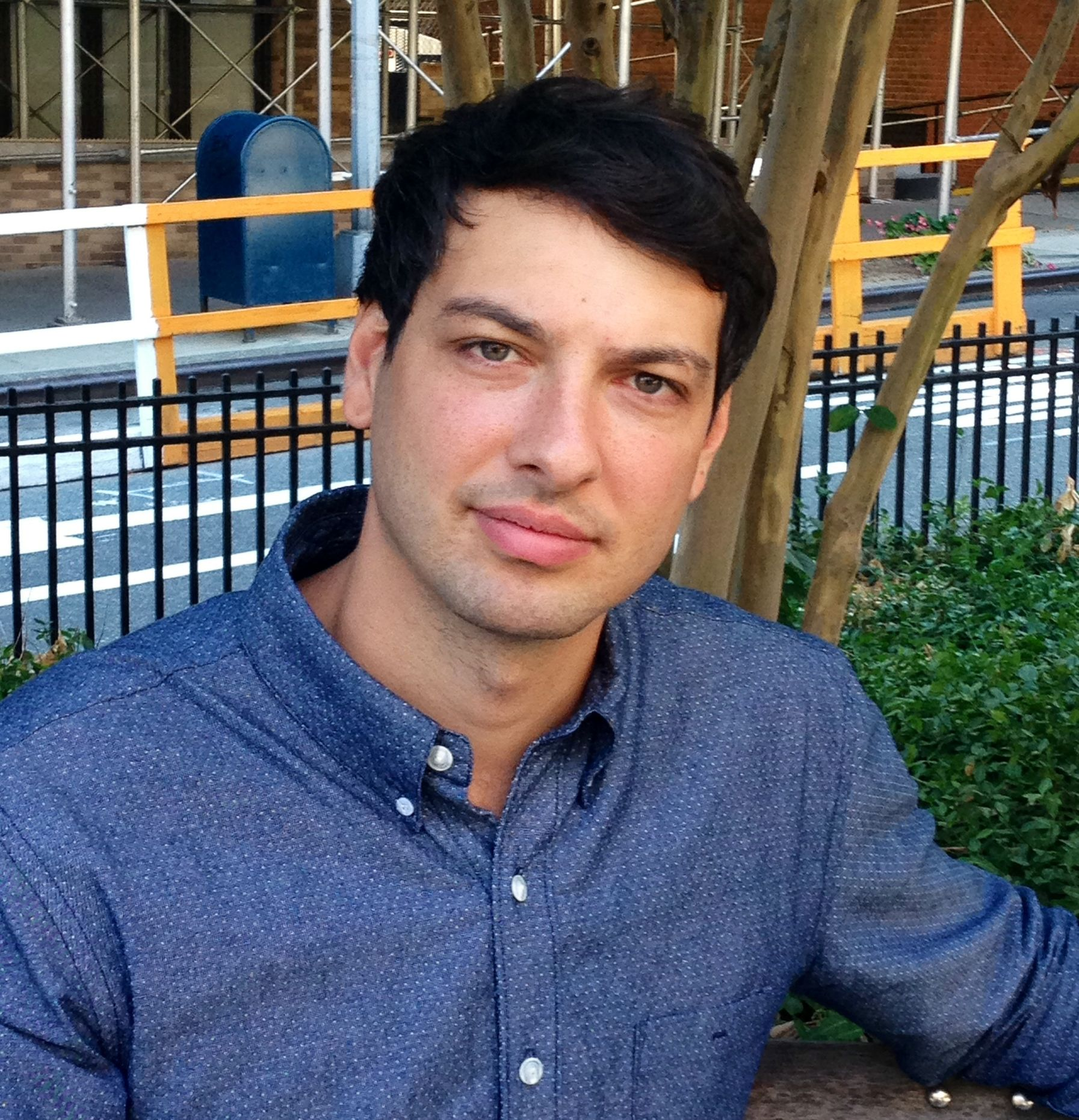 Benjamin DiCicco-Bloom, formerly a visiting assistant professor of sociology at F&M and now a visiting scholar at the University of Pennsylvania.