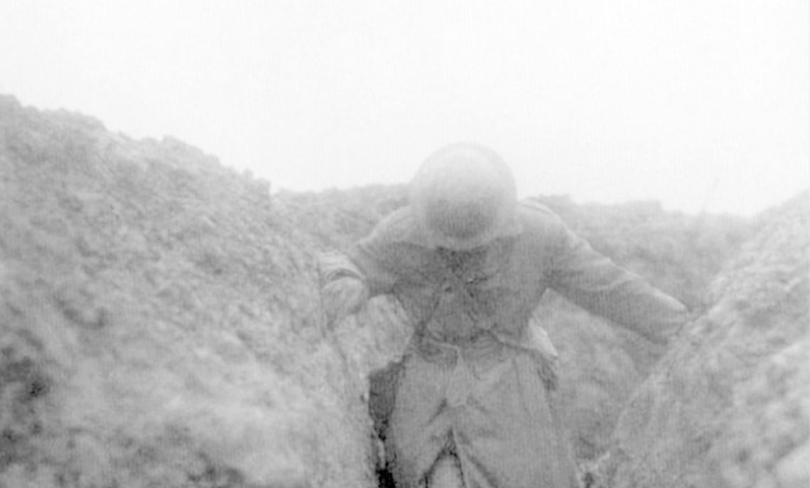 Australian war correspondent Charles Bean finds himself in the muddy trenches on the Western Front during the Battle of the Somme in the winter of 1916-17.