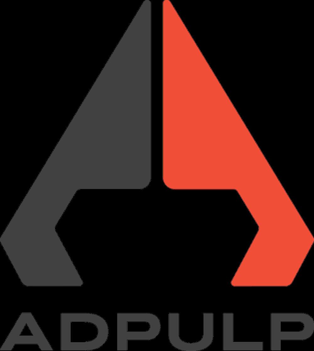 Adpulp logo created by Yuhang Wang '20