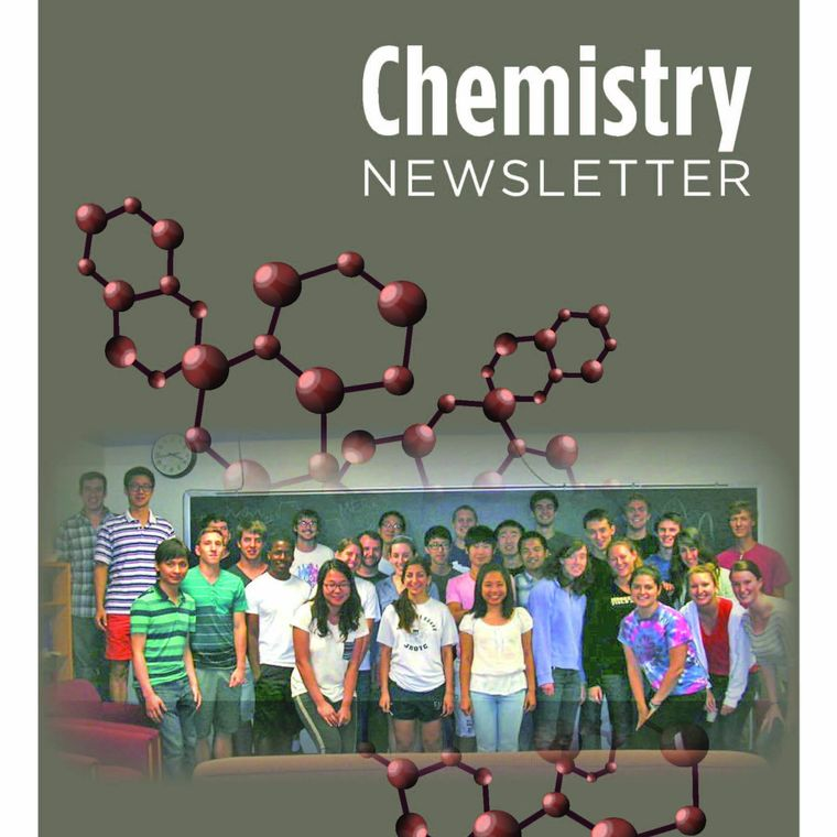 2013 CHM newsletter cover