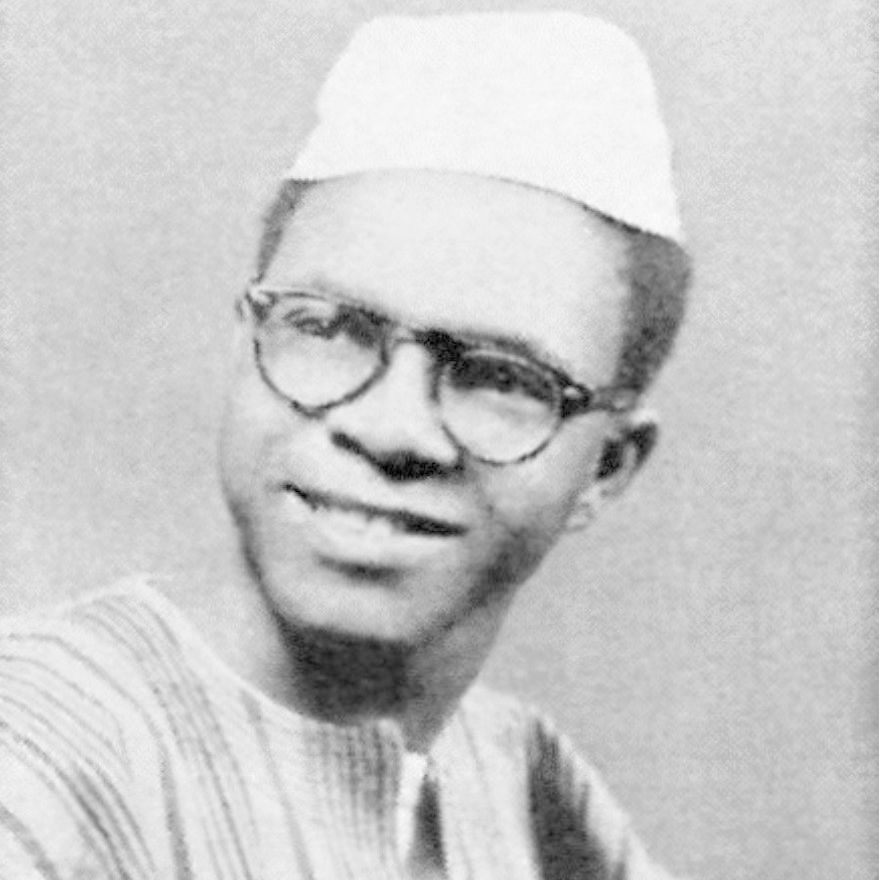 Fanasi Mgbako '51 was the first African student to attend and graduate from F&M.
