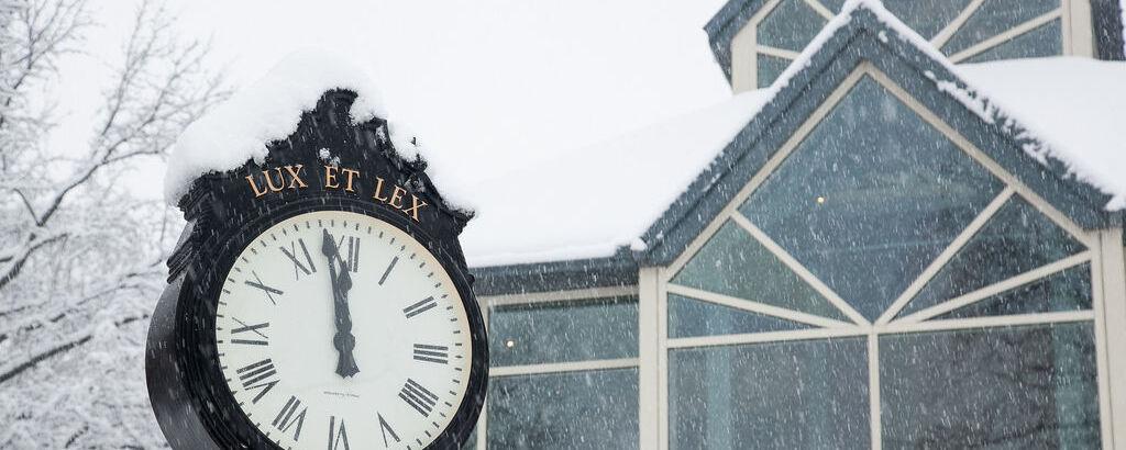 Campus Clock