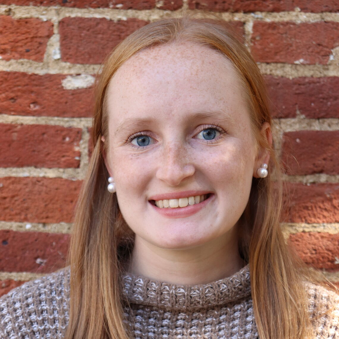 """""""It's exciting to be a part of a study that could help households all over the country,"""" said Sydney Wieczkowski '22."""
