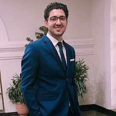 Danish Khan, assistant professor of economics