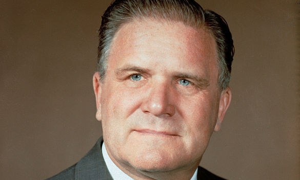 James Webb, NASA's second administrator, died in 1992.
