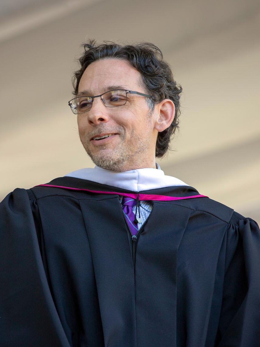 Professor Nicholas Montemarano