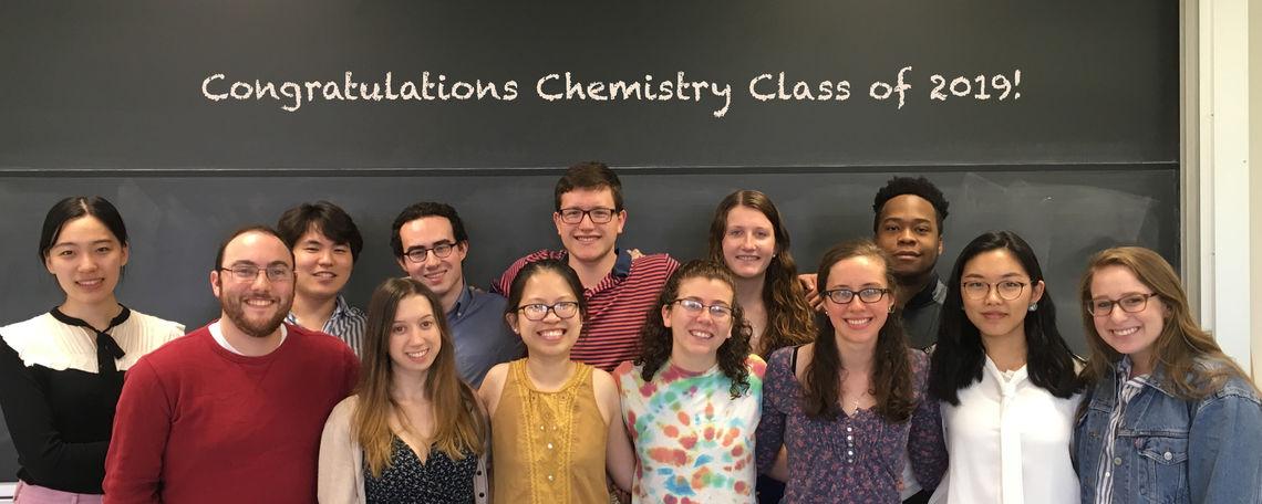 Chemistry 2019 Seniors