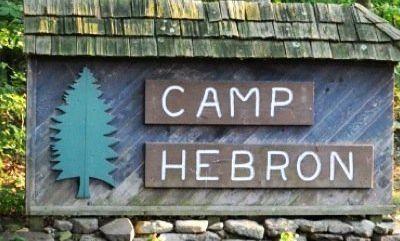 Service Saturday - Camp Hebron