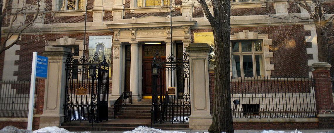 College of Physicians of Philadelphia.