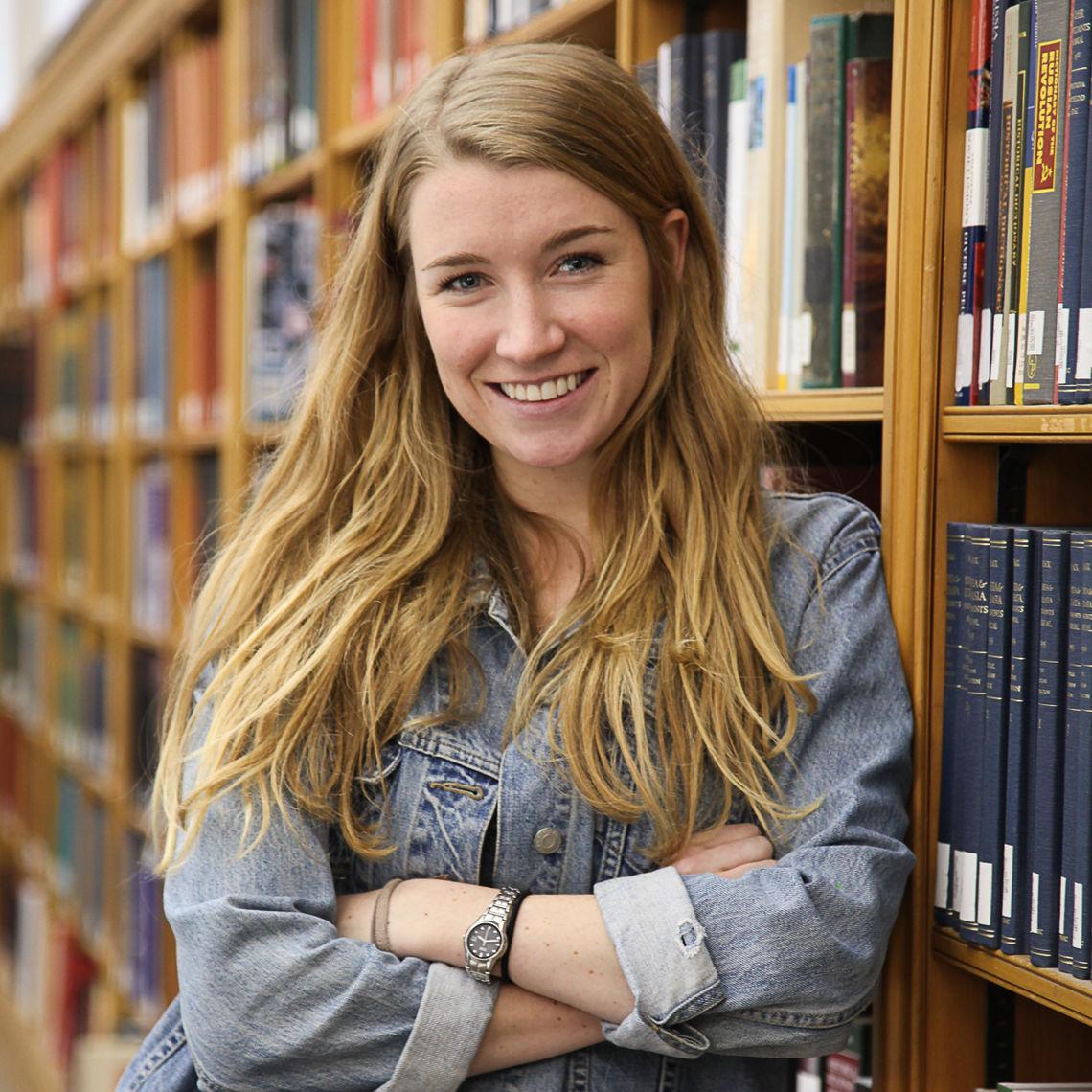 Courtney Rinden '16