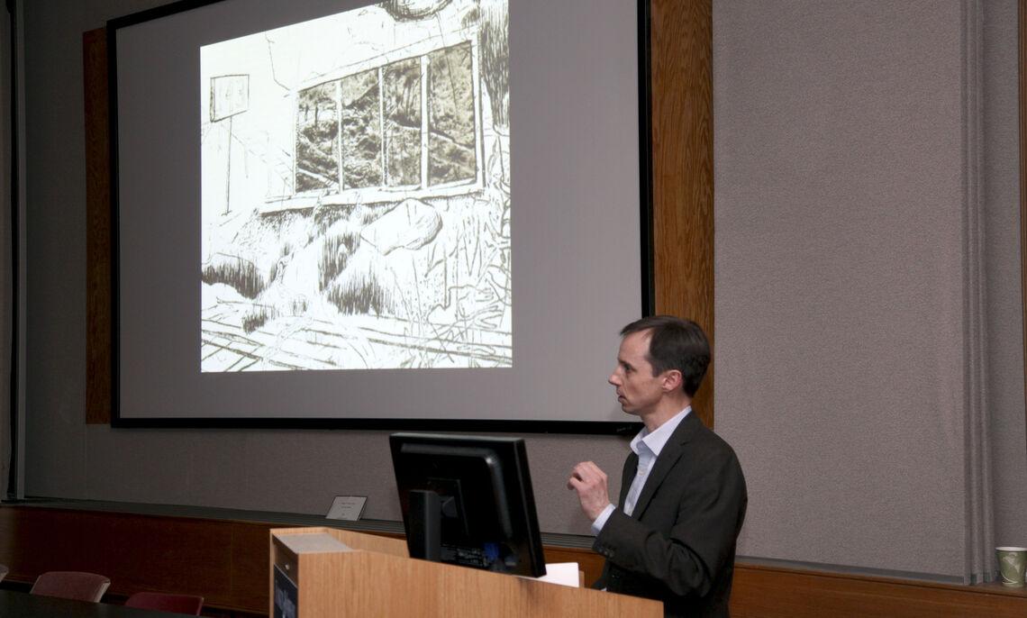 Nick Conbere's talk