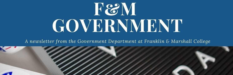 GOVERNMENT NEWSLETTER