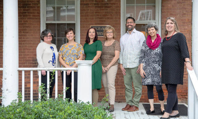 The Office of College Grants Team - September, 2018