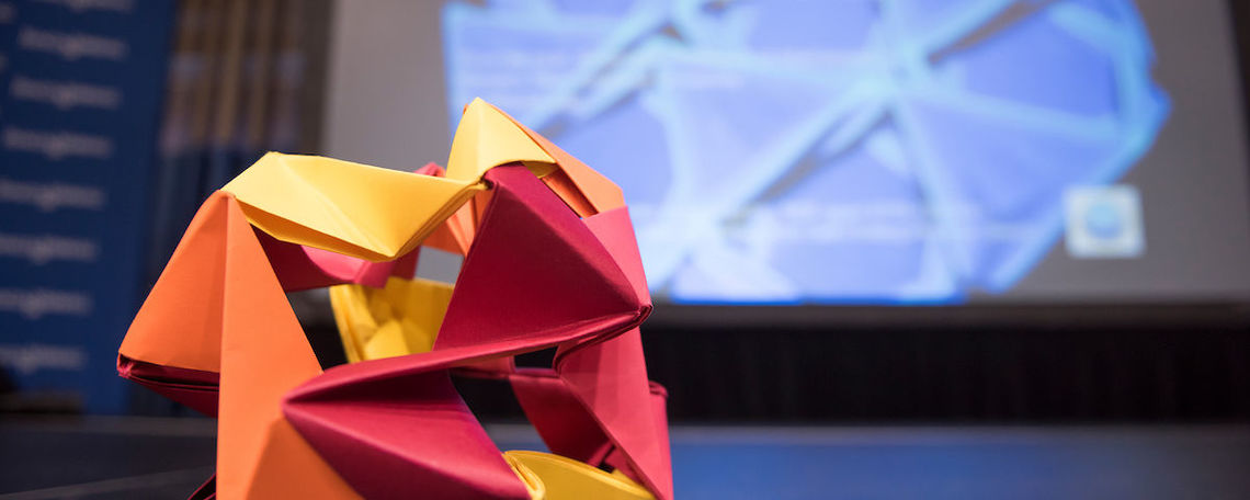 Engineers and scientists are now researching ways of applying origami designs to robots and solar panels.