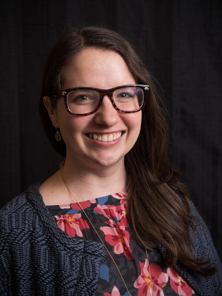 Lauren Howard, assistant professor of pyschology