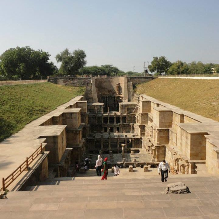 Rani-ki-Vav (the Queen's Stepwell) at Patan, Gujarat in western India shrima pandey 7 india sit ihp cities fall 2014 OCS OIP