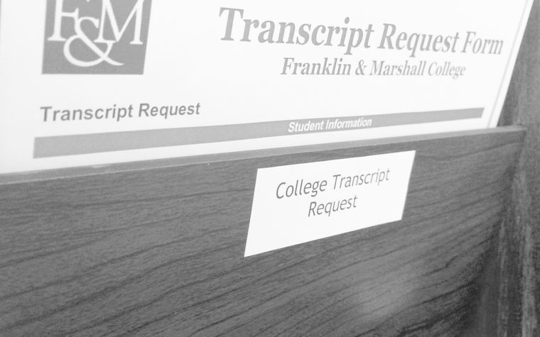 STEP #2: Review Your Transfer Course Credit Evaluation Image
