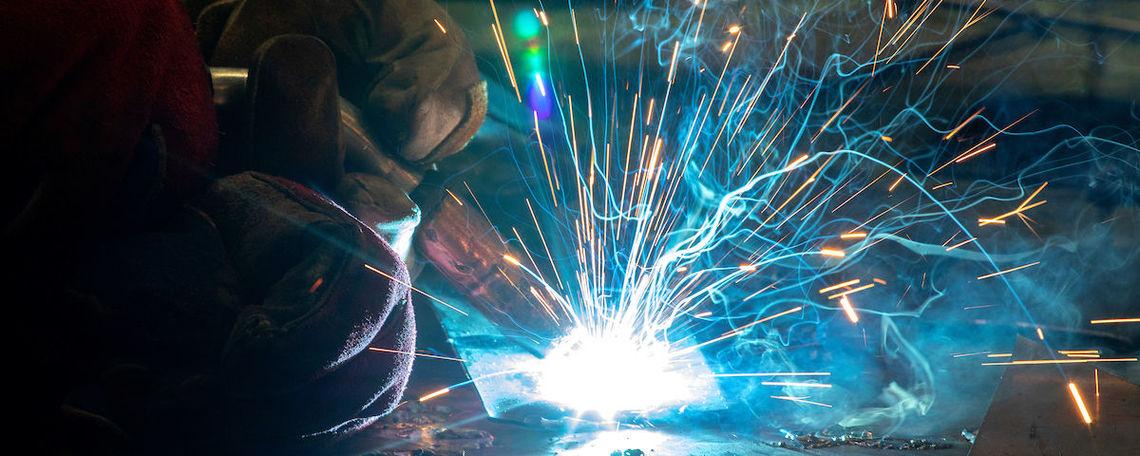 CID welding class