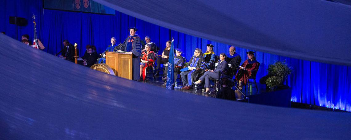 Barbara Altmann's inauguration