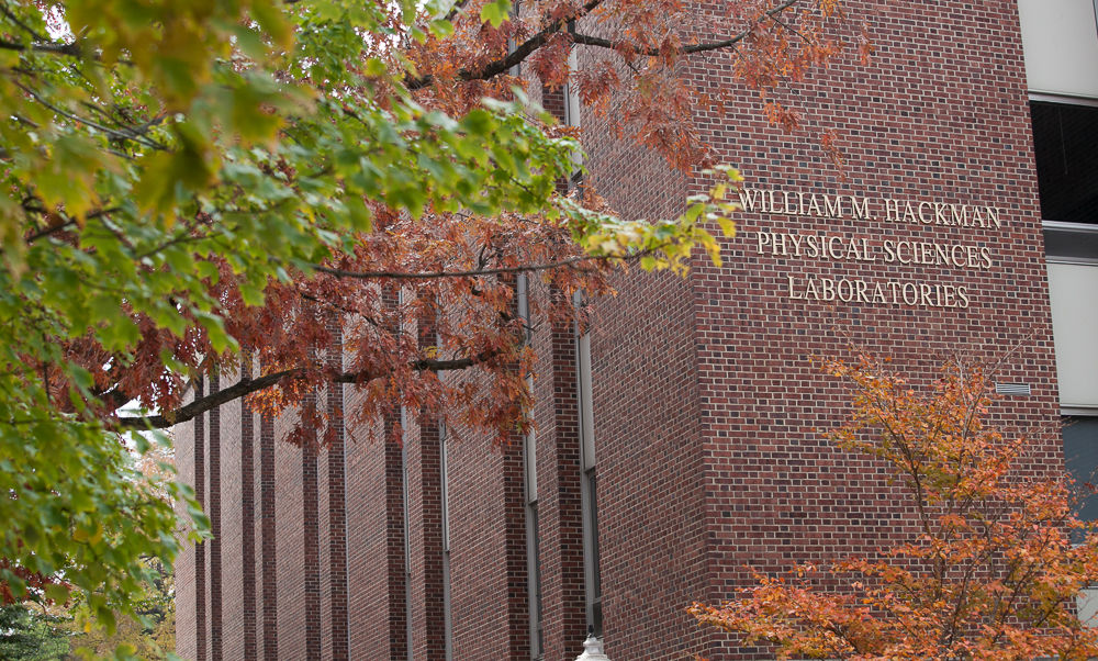 Hackman Physical Science Building