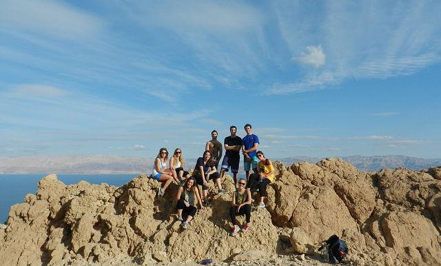 My Favorite Day at Ein Gedi, Israel