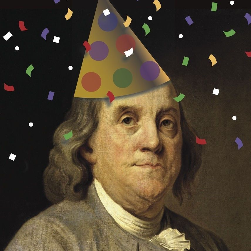 Ben's 311th Birthday!