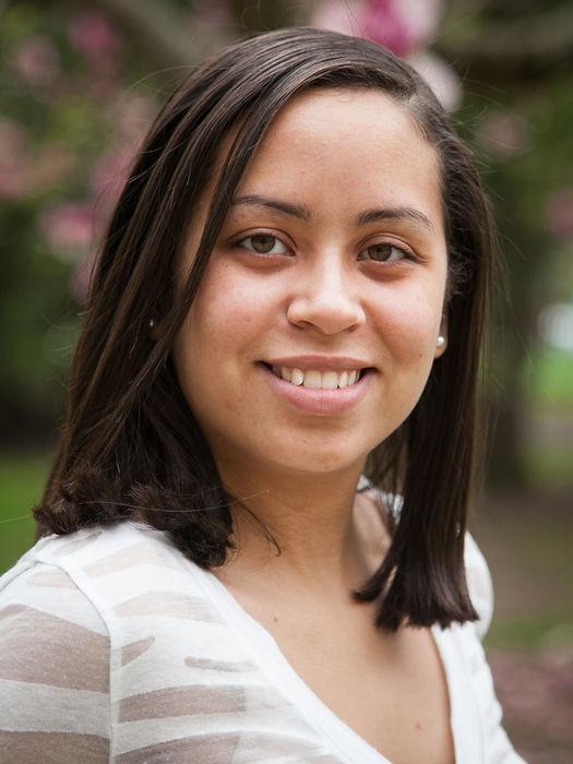 Melissa Serrano, Class of 2014 Fulbright Scholar (English teaching assistant, Mexico)