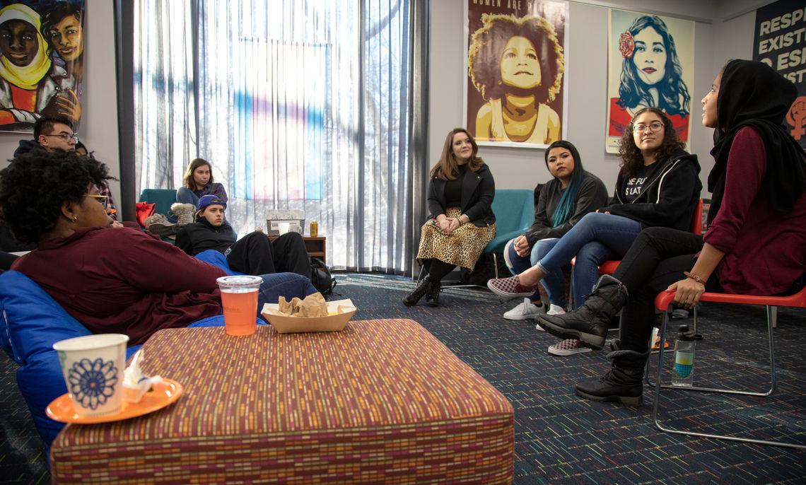 March 4, 2019 Alice Drum Women's Center International Women's Week event