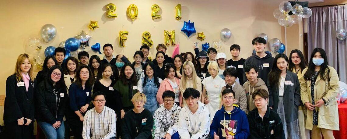shanghai reunion event group photo