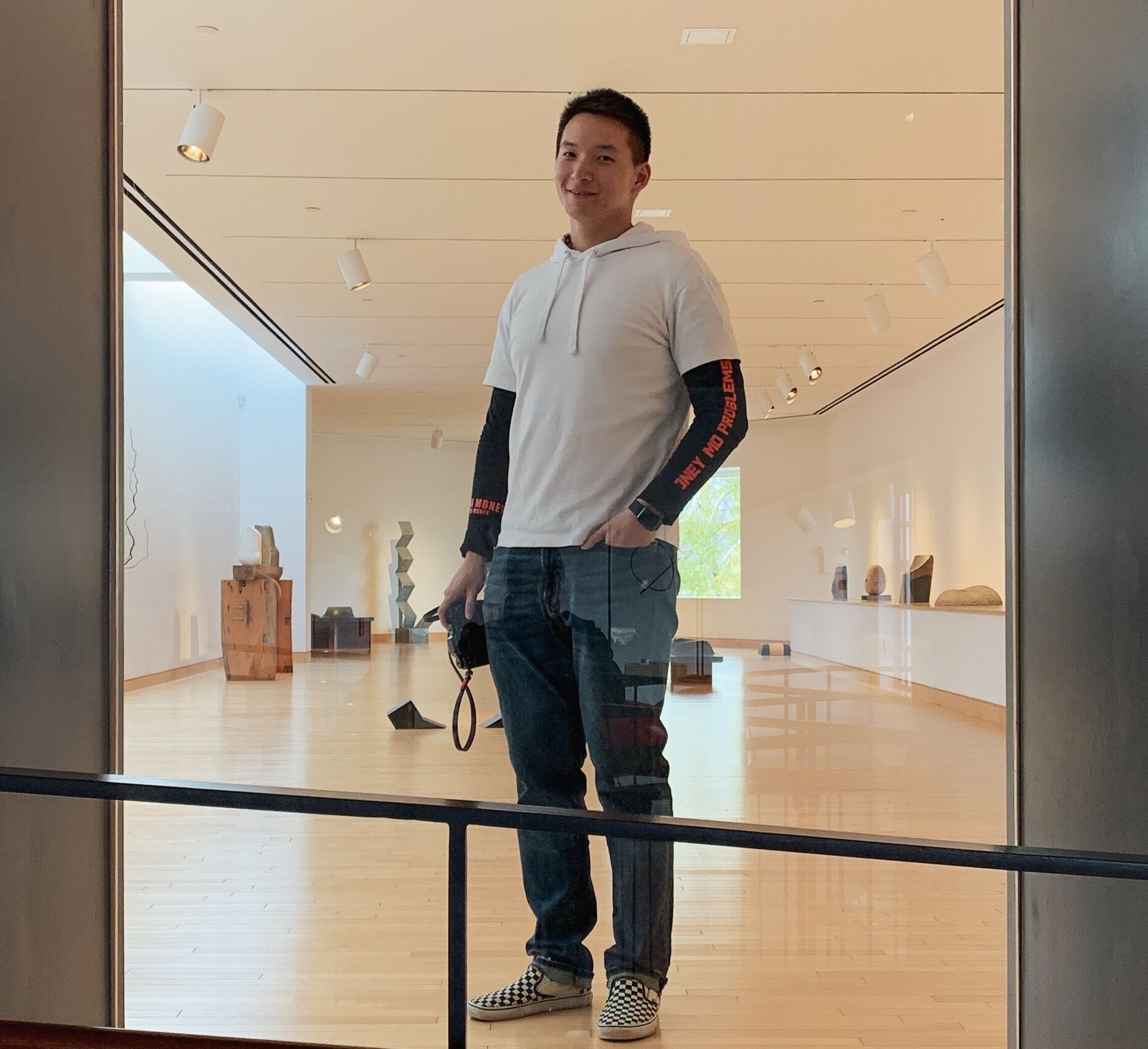 Sociology major David Yang, an economics minor who is also president of F&M photography club, has spent much of his senior year developing a new approach to policy making called dynamic institutionalism.