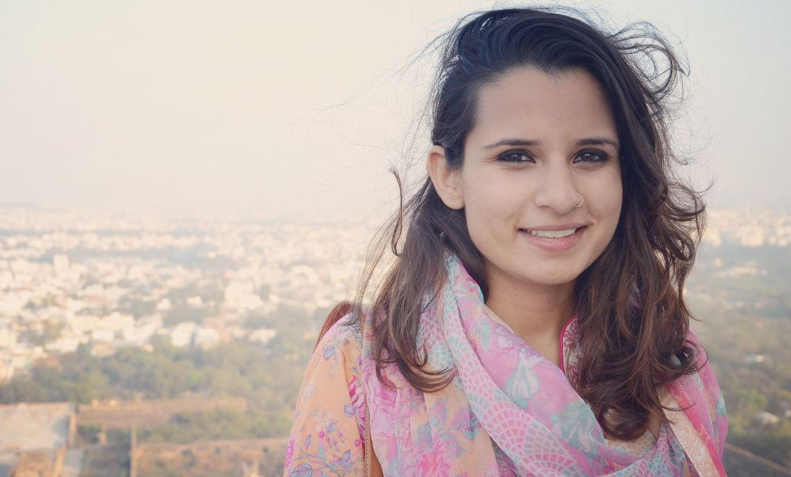 Photo of speaker Hafsa Kanjwal