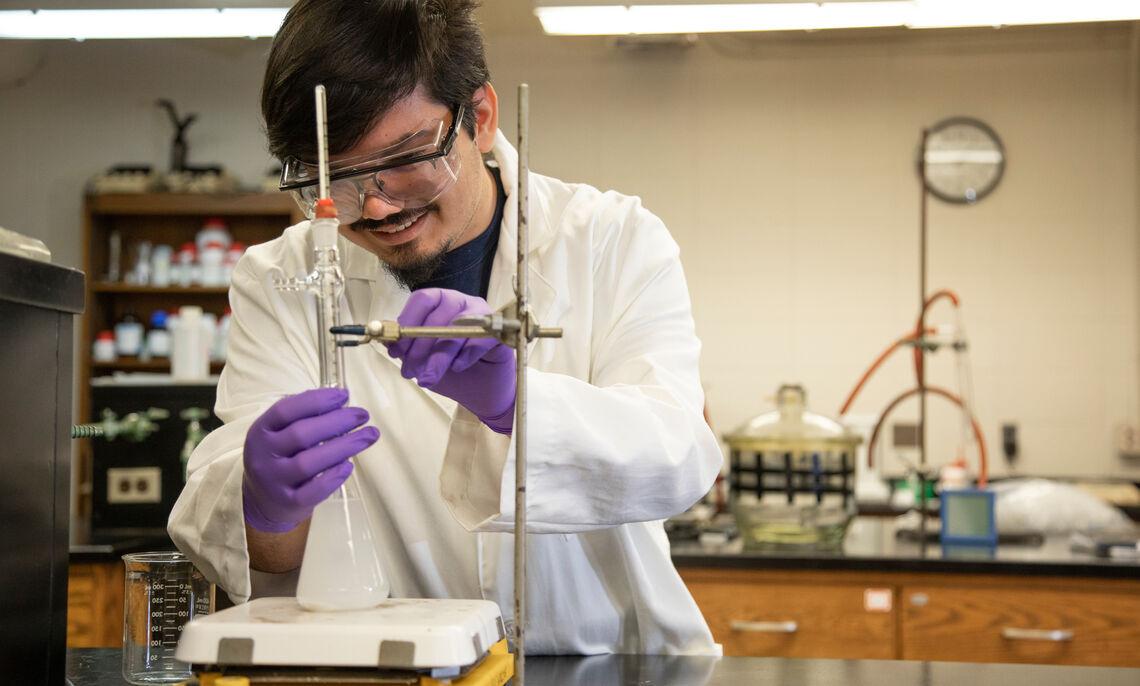 Chem lab photo 3