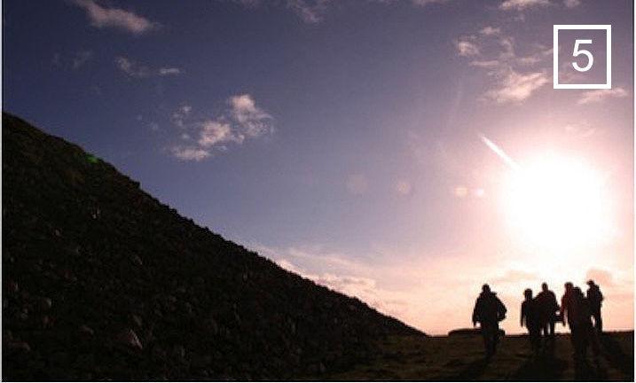 Hiking Mount Knocknarea