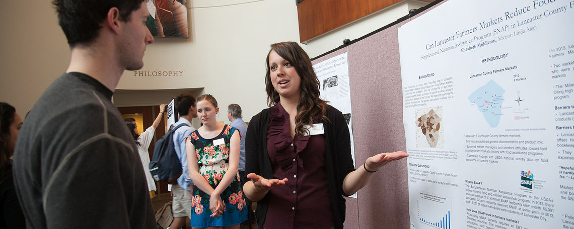 Spring Research Fair