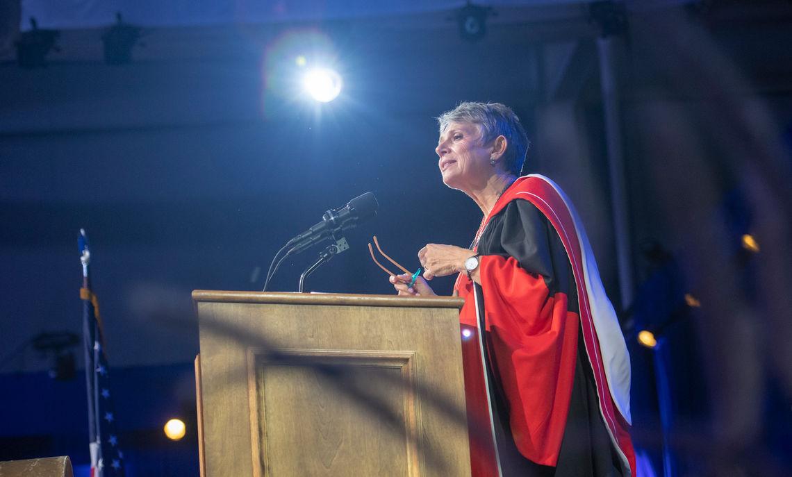 Barbara K. Altmann inauguration