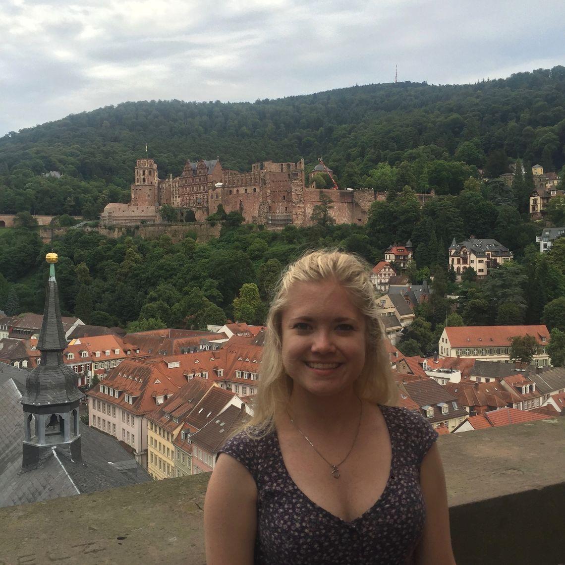 Jenny Deasy - Germany 2